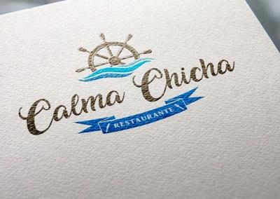 Branding Calma Chicha