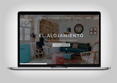 Web Villa Inocencia