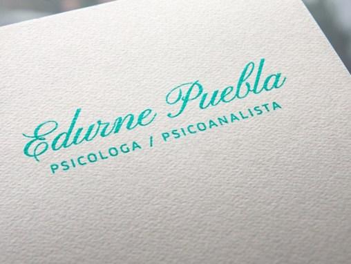 Branding Edurne Puebla