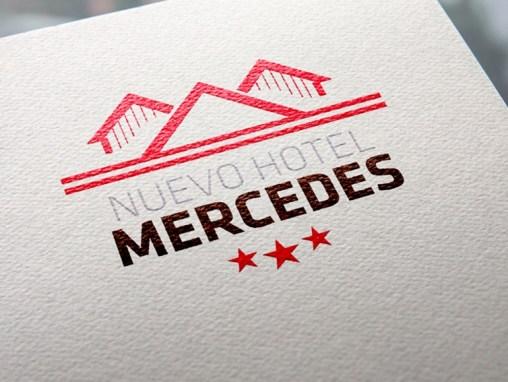 Logotipo Hotel Mercedes