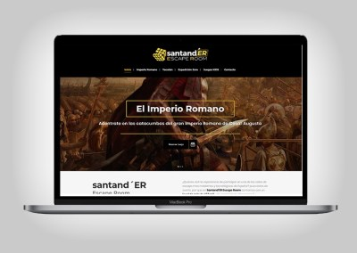 Web Santand'ER Escape Room