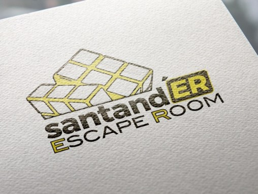 Logotipo Santand'ER Escape Room