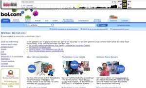 Ook BolPuntCom kan auteursrecht bewijzen met de Waybackmachine