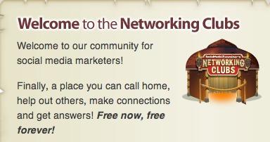 Wir sind Networking-Clubs