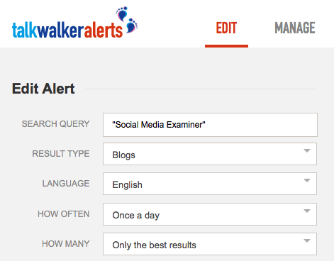 talkwalker alert sme