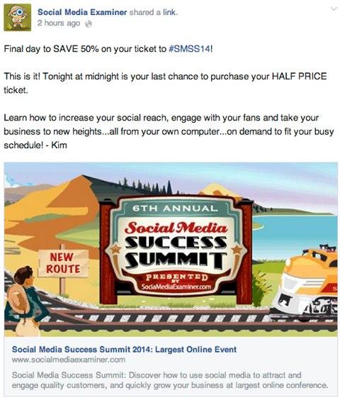 Social Media Erfolgsgipfel Angebot