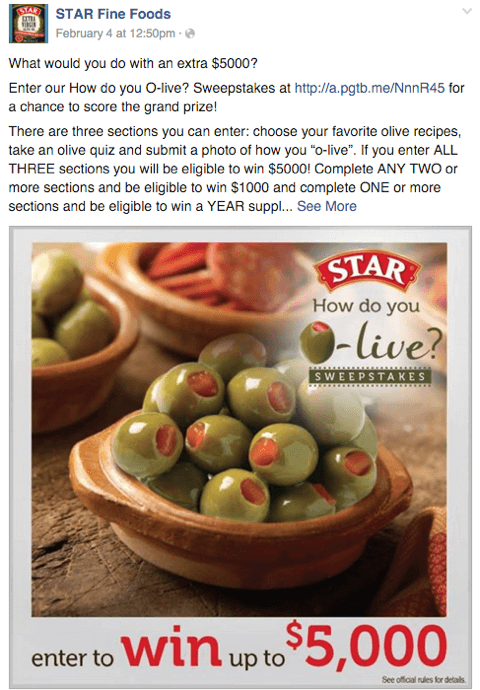 17 Tips For Successful Facebook Contests Social Media