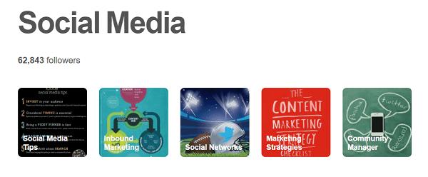 Social-Media-Thema