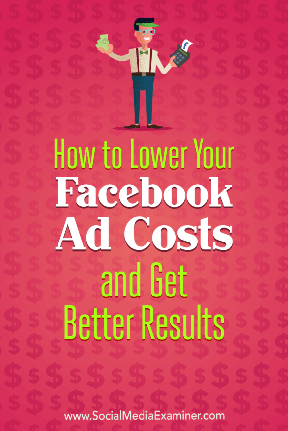 Discover three tips for building engagement that sends positive signals to the Facebook algorithm and delivers better ad results.