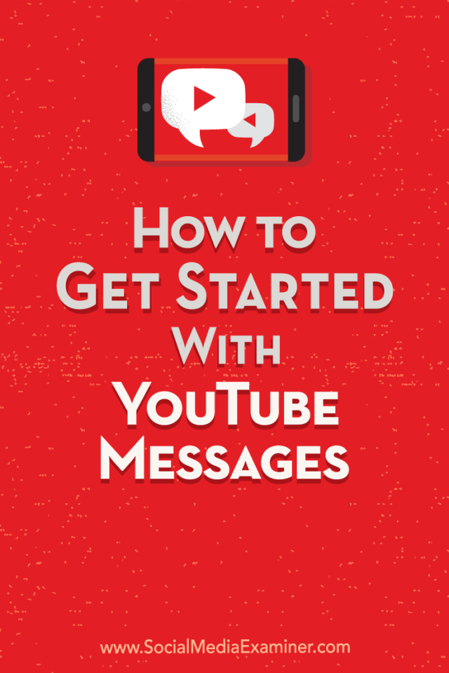 Learn how to set up and use private YouTube messages on mobile to connect with subscribers on a more personal level.