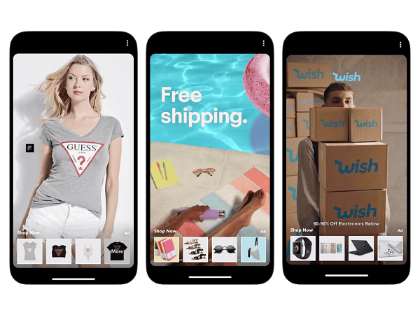 In addition to rolling out an integration with Amazon, Snapchat will make Shoppable Snap ads available to all advertisers via its self-serve ad-buying platform in October.