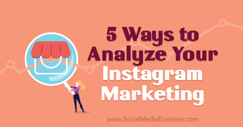 5 modi per analizzare il tuo marketing su Instagram di Tammy Cannon su Social Media Examiner.