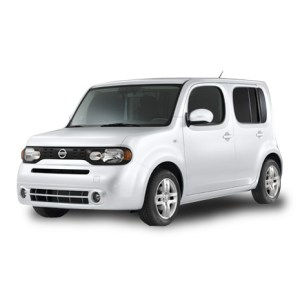 The Nissan Cube