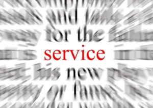Service by Stephen Coburn on Shutterstock.com