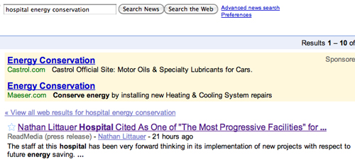 Local Press Release Distribution works with Google News as well