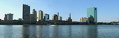 Toledo Ohio skyline day