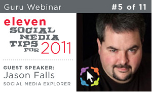 Jason Falls Netbase Webinar - Pulling Insights From Data