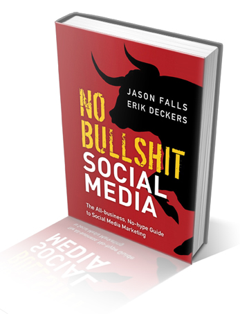 Buy This Book! No Bullshit Social Media