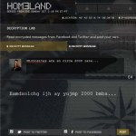 Showtime Uses a Microsite and Encrypted Tweets to Launch Homeland