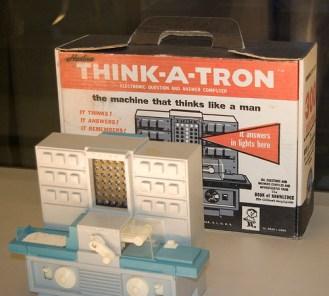 Think A Tron (courtesy Cristiano Betta on Flickr CC)