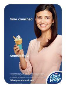 Ana Flores Spanglish Baby Coolwhip Ad