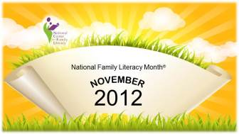 National Family Literacy Day