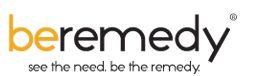 beremedy logo for write up by Fundraising Coach Marc A. Pitman for Social Media Exlporer's #GivingTuesday series