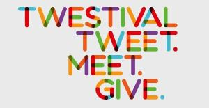 Logo for Twestival 2013 for SocialMediaExplorer's #GivingTuesday