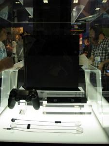 SDCC13 - Playstation 4