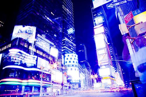 2006 August - New York City Lights