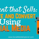 Content That Sells: Curate and Convert Using Social Media