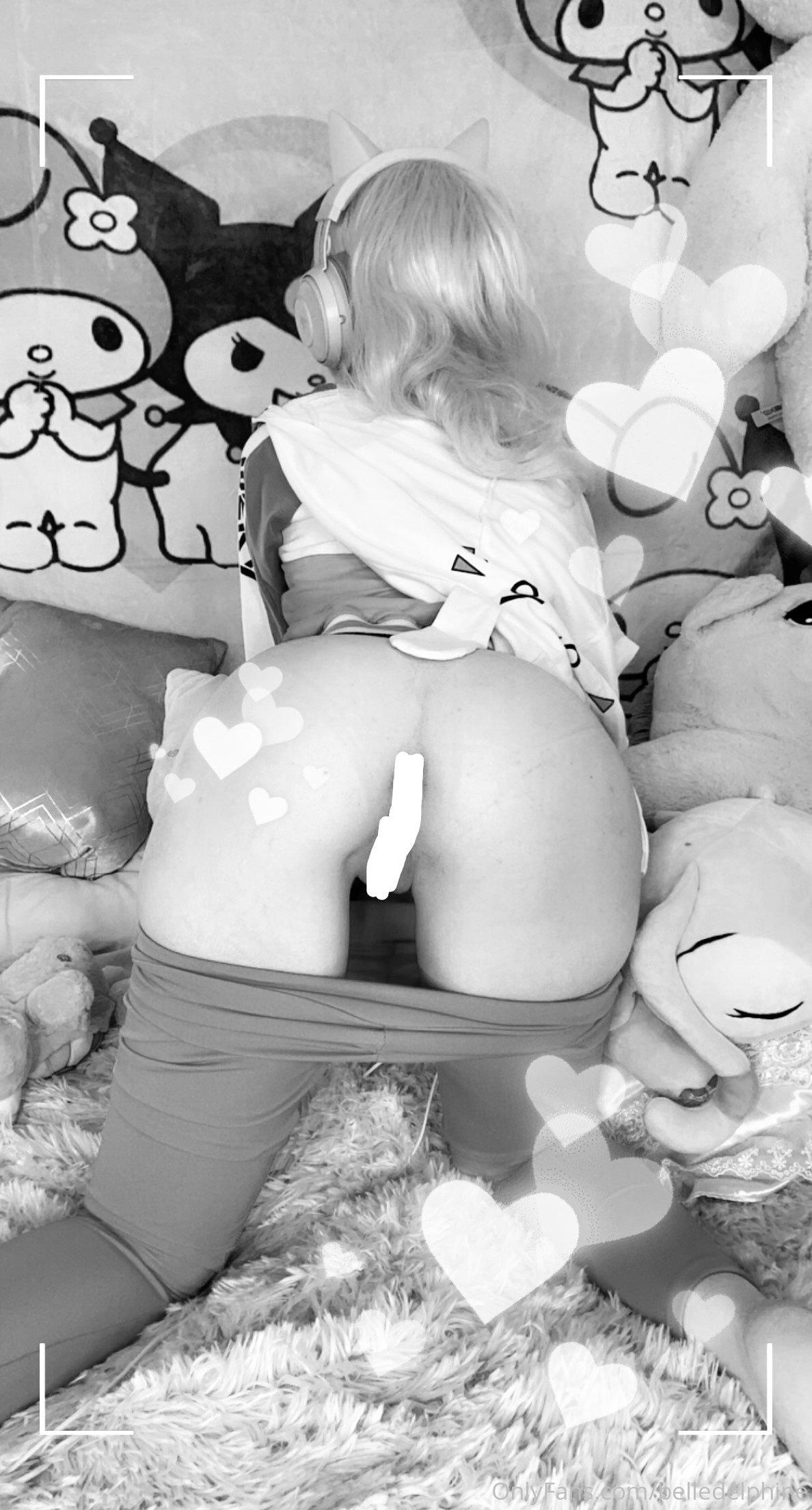 Belle Delphine Kitty Gamer