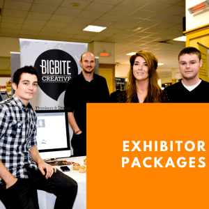 Discover what Exhibitor Packages are available at the Social Media & Marketing Show