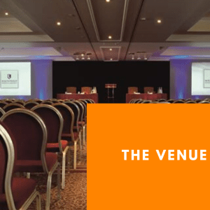 Find out about the Venue for the Scottish Social Media Marketing Show by Hashtag Events