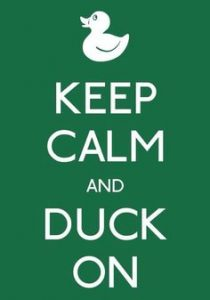 keep-calm-duck-on