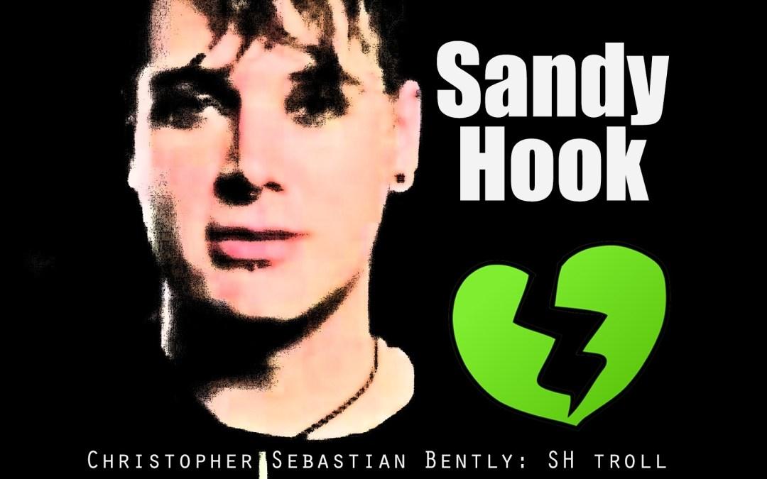 Christopher Sebastian Bently in Albuquerque NM is a Sandy Hook Hoaxer