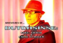 Michael Yury Janitch is the fake, fraud false flagger Dutchsinse!