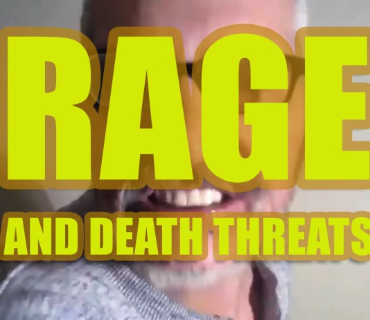 Montagraph: RAGE AND DEATH THREATS