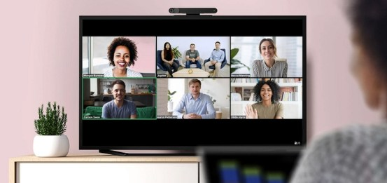 Facebook adds support for zooming video calls to Portal TV, allowing you to hold video meetings on your TV