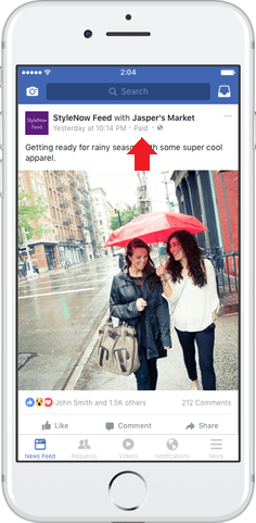 Facebook Updates Branded Content Tags with New Proviso to Eliminate Mis-Use | Social Media Today