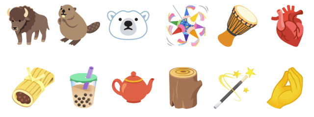 Google emoji