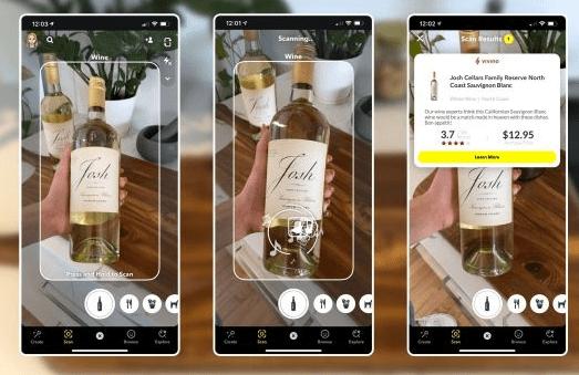 Snapchat AR tools
