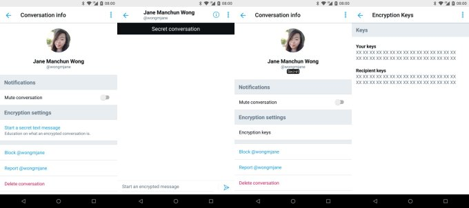 Twitter Tests Two New Interactive Options, Including Encrypted DMs | Social Media Today