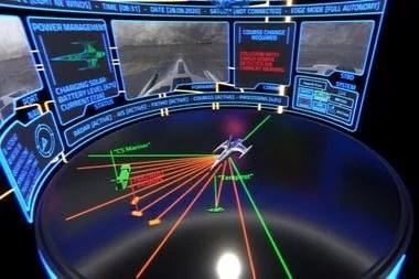 El Mayflower usará cámaras y algoritmos de reconocimiento de imágenes para identificar los posibles obstáculos durante su navegación