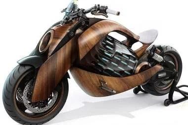 La moto EV-1 puede alcanzar los 220 kilómetros por hora, una velocidad que está limitada de forma electrónica