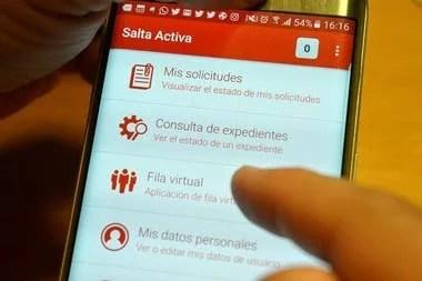 La municipalidad de la ciudad de Salta ya usa FilaVirtual