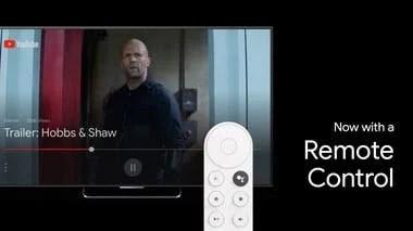 A diferencia de los modelos previos, el nuevo Chromecast estará acompañado por un control remoto