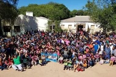 La Escuela Cacique Francisco Supaz está en la Misión Nueva Pompeya, en el Impenetrable chaqueño
