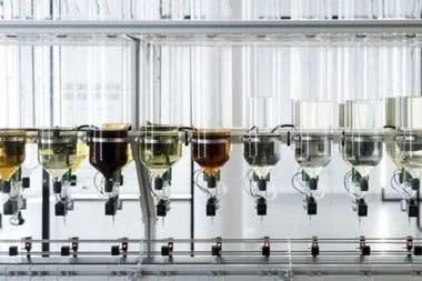 Las máquinas Scentronix mezclan el perfume