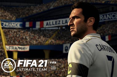 Éric Cantona se suma como uno de los iconos que estará en el nuevo FIFA 21